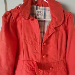 Roxy jacket- size large